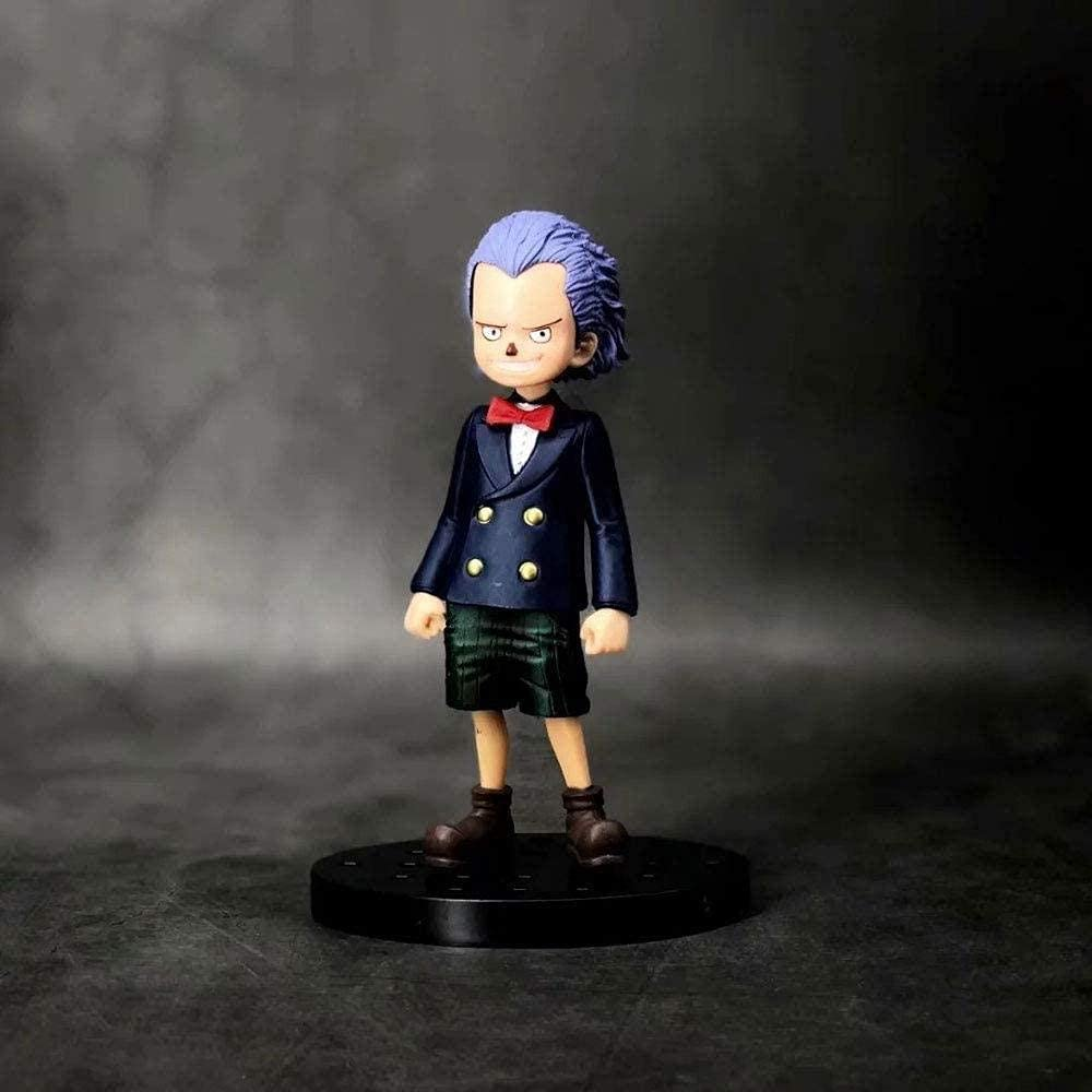 WSYXL One Our shop OFFers the best service Piece Childhood Spandam Mo USOp Super special price Anime Character Gabura