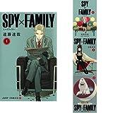 SPY×FAMILY 1-4巻 新品セット