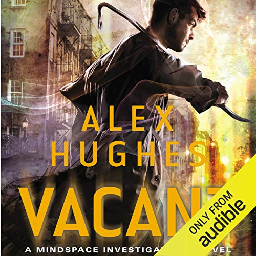 Vacant audiobook cover art