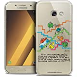 Caseink Coque pour Samsung Galaxy A7 2017 A700 (5.7) Housse Etui [Licence Officielle Collector Les...