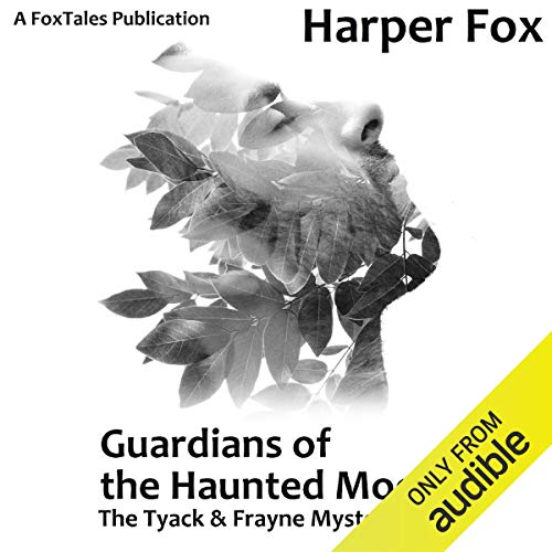 Guardians of the Haunted Moor audiobook cover art