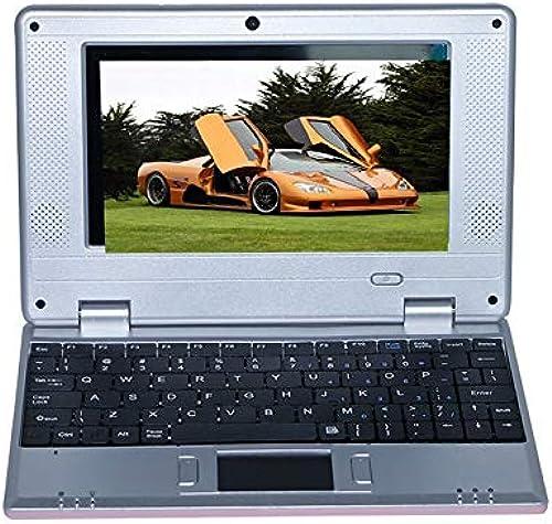 Haude 7 Zoll S500 Quad Core Android 5 1 1 8G 1024X600 1 5 GHz Hochkonfigurierter Netbook Computer Rosa EU Stecker