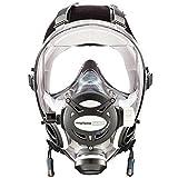 Ocean Reef Neptune Space G Full Face Mask White, M/L