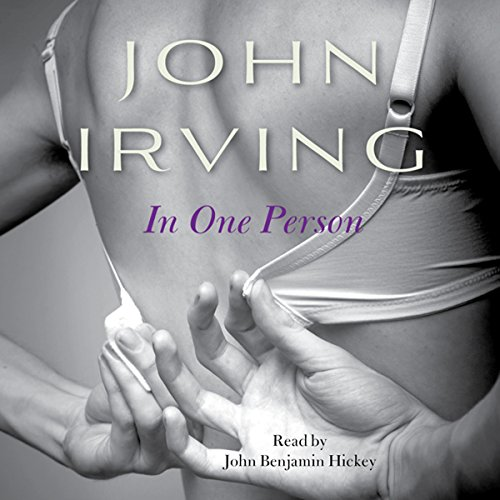 In One Person     A Novel              By:                                                                                                                                 John Irving                               Narrated by:                                                                                                                                 John Benjamin Hickey                      Length: 16 hrs and 20 mins     811 ratings     Overall 4.0