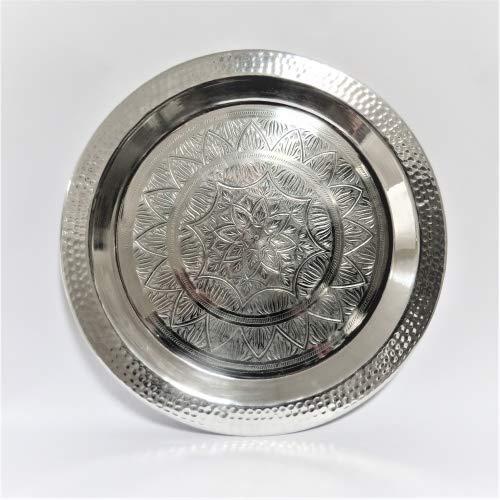 Diga Colmore Venlo B.V. Schale Tablett rund Aluminium 49 x 49 x 2 cm
