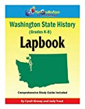 Washington State History Lapbook: Plus FREE Printable Ebook (English Edition)