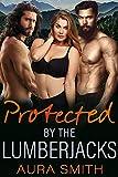 Protected By The Lumberjacks: Mountain Men MFM Romance (English Edition)