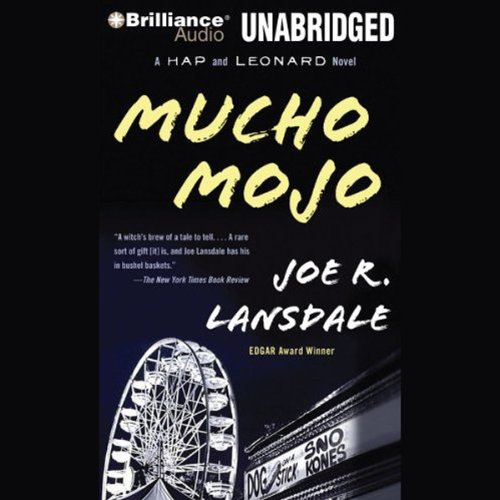Mucho Mojo audiobook cover art
