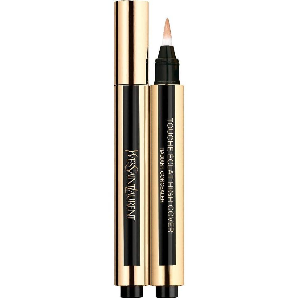 無許可スクラップブック種類[Yves Saint Laurent] 4 2.5ミリリットルイヴ?サンローランのトウシュエクラ高いカバー放射コンシーラーペン - 砂 - Yves Saint Laurent Touche Eclat High Cover Radiant Concealer Pen 2.5ml 4 - Sand [並行輸入品]