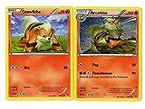 Arcanine Pokemon Evolution Card Set - Growlithe - XY Breakpoint 11/122