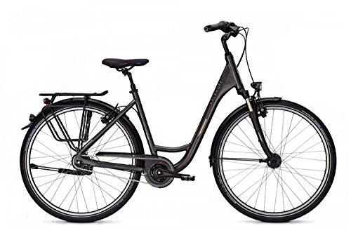 Citybike Kalkhoff Allround IMAGE 8R 8G Rücktritt 28 Zoll Damen, Rahmenhöhen:55;Farben:diamondblackmatt