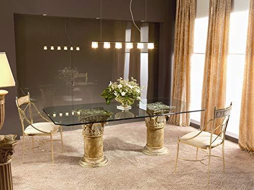 Mesa Comedor | Diseño Clásico | Rectangular | Medida 225 X