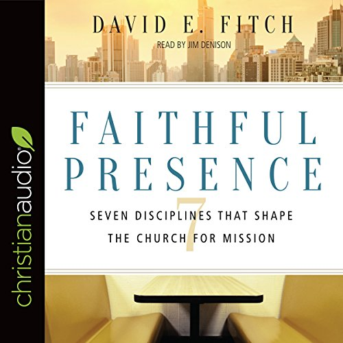 Faithful Presence audiobook cover art