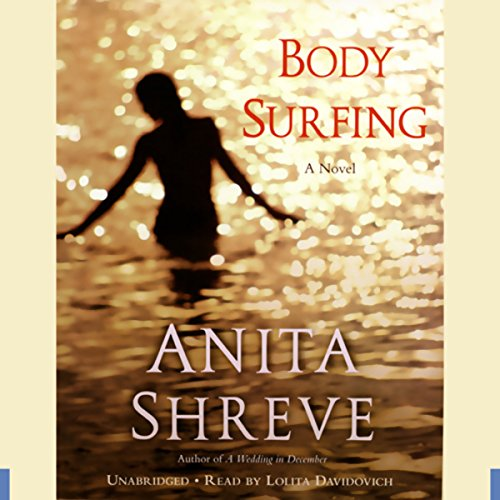 Body Surfing audiobook cover art