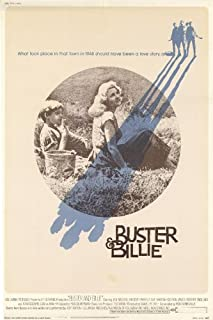 Pop Culture Graphics Buster and Billie Poster 27x40 Jan-Michael Vincent Joan Goodfellow Clifton James