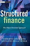Structured Finance: The Object Oriented Approach by Cherubini, Umberto, Della Lunga, Giovanni (June 5, 2007) Hardcover