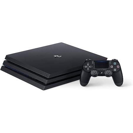 Sony - PlayStation 4 Pro Console (3002470) Jet Black - 1TB - Renewed