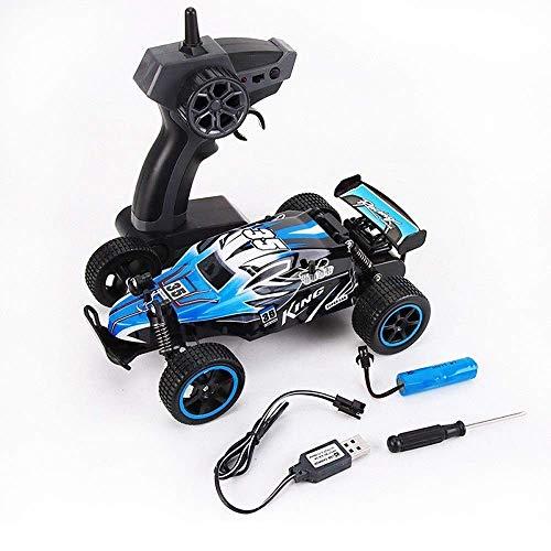 De alta velocidad de deriva Mini control remoto de carreras de coches, de carga USB todo terreno fuera de carretera del coche de RC, 2WD gota resistente RC Buggy, 2.4G amortiguadora de golpes RC vehíc