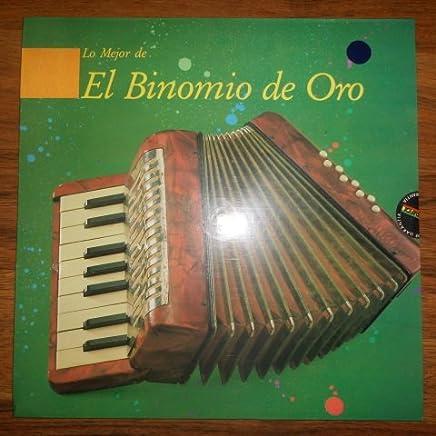 Lo Mejor de El Binomio de Oro (Sonografica // Vinyl)