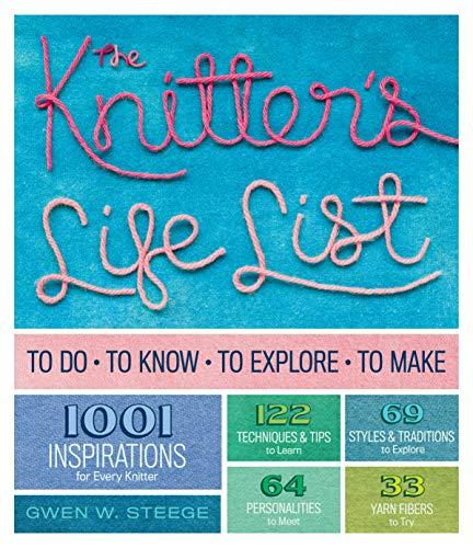The Knitter's Life List