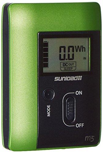 Sunload Chargeur Solaire M5