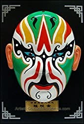 Hand Painted Chinese Opera Mask