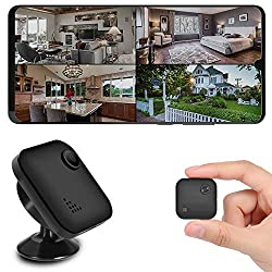 Mini Hidden Camera with Remote Viewing