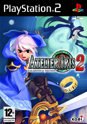 Atelier Iris 2: The Azoth of Destiny (PS2)