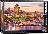 Eurographics 6000-0763 Le Vieux-Quebec - Puzzle (1000 Piezas)