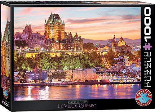 Le Vieux-Quebec (1000 Piece) Puzzle