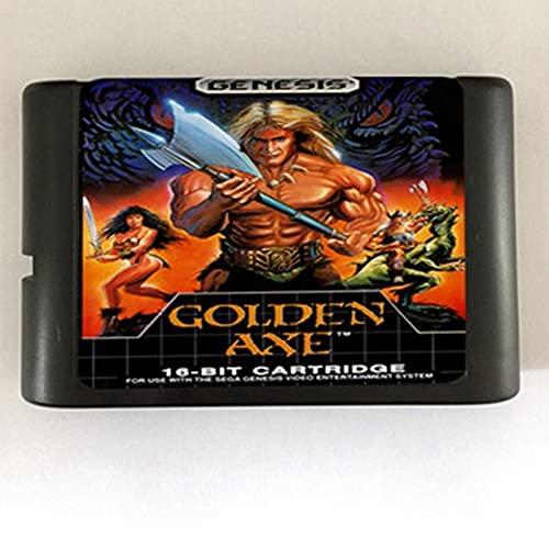 Spire Golden Axe Game Cartridge Newest 16 bit Game Card For Sega Mega Drive / Genesis System
