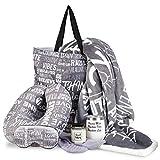 7-Piece Gift Basket for Women an...