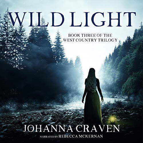 Wild Light audiobook cover art