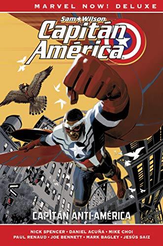 Capitán América de Nick Spencer 1. Capitán Anti-América