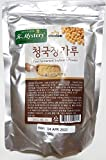 Chodam Chungkookjang, Natural Fast-Fermented Soy Bean Paste Powder 청국장 가루 청국장 분말 Vitamin B2 Healthy Food 500g (1.1lb) from South Korea