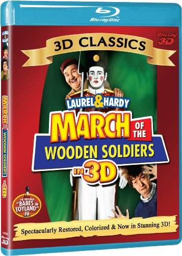 March of the Wooden Soldiers [Reino Unido] [Blu-ray]