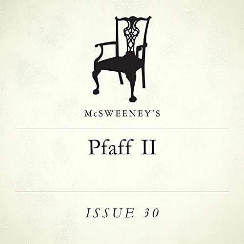 Pfaff II audiobook cover art