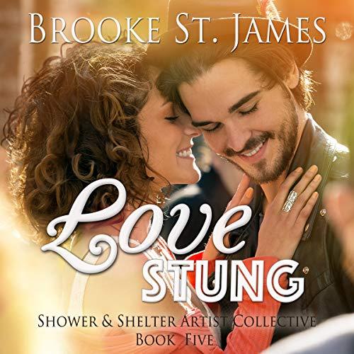 Love Stung audiobook cover art