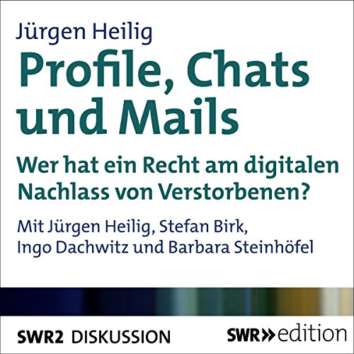 Profile, Chats und Mails cover art