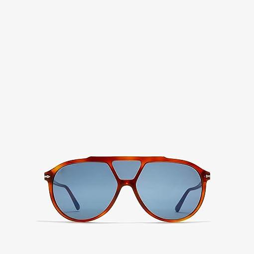 Terra Di Siena/Light Blue Anti-Reflective Coating