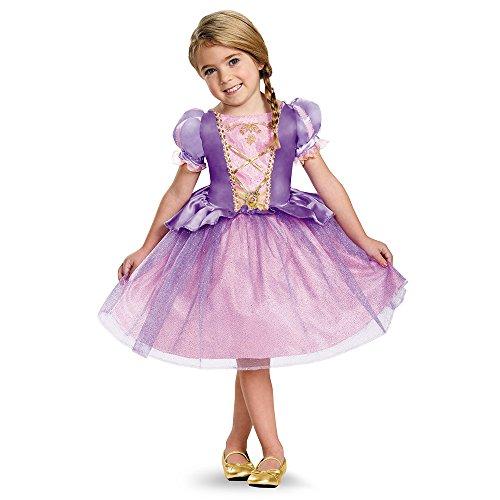 Rapunzel Toddler Classic Costume, Medium (3T-4T)