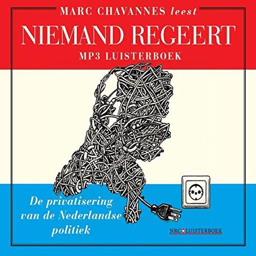 『Niemand regeert』のカバーアート
