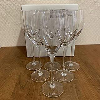 クリュッグ KRUG シャンパン グラス ディスプレイ インテリア ドンペリ モエ ヴーヴクリコ