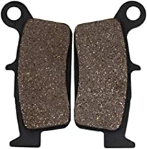 Motorcycle Rear Brake Pads for HONDA CRM250R CRM250 1991-1998 XL250 XL 250 1990 XR250 XR 250 Motard 1990-2005 (1Pair)