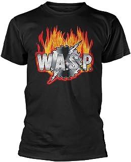 W.A.S.P. Sawblade Logo Tシャツ