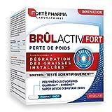 Forté Pharma - Brûl'Activ Fort | Complément Alimentaire Brûleur de Graisses - Dégradation des Graisses installées | 60 Gélules