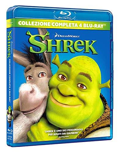 Shrek Coll.1-4 (Box 4 Br)
