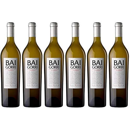 Baigorri Vino Blanco - 6 Botellas - 4500 ml