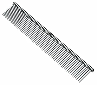 Andis Pet 10-Inch Steel Comb (65725) from Andis