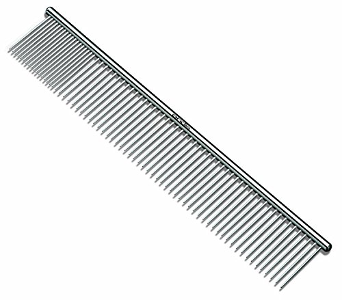 Andis Pet 10-Inch Steel Comb (65725)